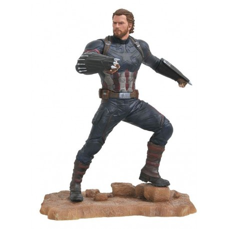 Captain America Marvel Gallery