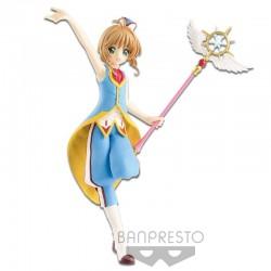Card Captor Sakura Clear Card Exq Figure - Sakura Kinomoto
