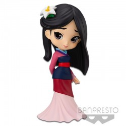 Q Posket Disney Characters - Mulan - Normal Color Version