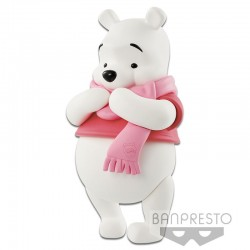 Disney Characters Supreme Collection -Winnie The Pooh - White Version