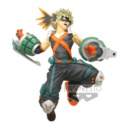 My Hero Academia The Amazing Heroes - Katsuki Bakugo Vol.3