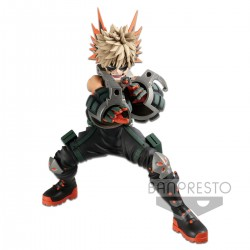My Hero Academia Enter The Hero Katsuki Bakugo Figure