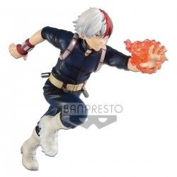 My Hero Academia Enter The Hero Shoto Todoroki Figure