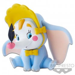 Disney Characters Fluffy Puffy - Dumbo Clown Version