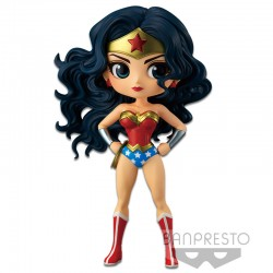 Dc Comics Q Posket - Wonder Woman - Special Color Version