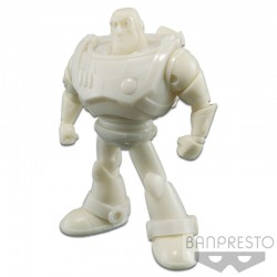 Pixar Characters Comicstars Buzz Lightyear - Luminous Color Version