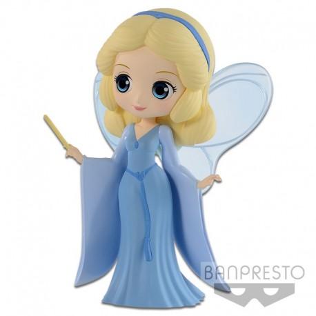 Disney Characters Q Posket Petit - Blue Fairy