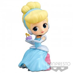Q Posket Perfumagic Disney Characters - Cinderella - Pastel Color Version
