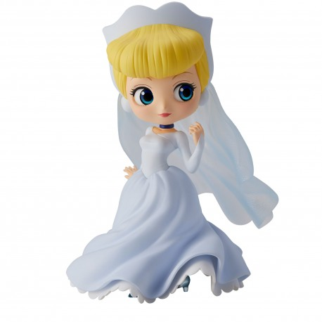 Q Posket Disney Characters - Cinderella Dreamy Style