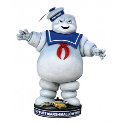 Ghostbusters – Head Knocker – Stay Puft by NECA