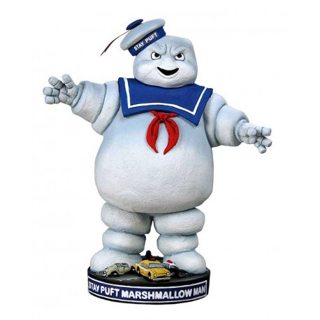 Stay Puff Bibendum Chamallow Ghostbusters