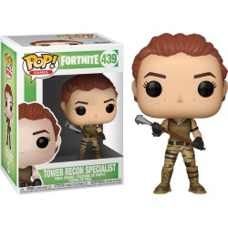 Figurine FUNKO POP Fortnite : Tower Recon Specialist