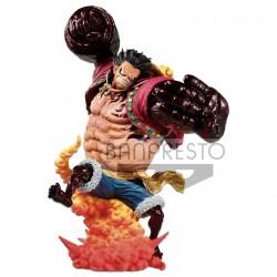 One Piece - Monkey D Luffy - Gear4 Kong Gun - Crimson color ver.