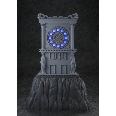Saint Cloth Myth - The Fire Clock in Sanctuary
