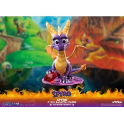 Spyro Statue PVC Spyro the Dragon 22CM