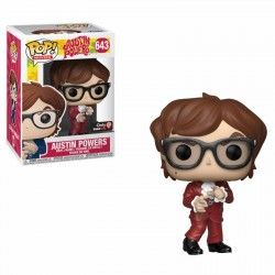 Figurine POP FUNKO Austin Power : Austin Power