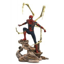 MARVEL GALLERY AVENGERS 3 IRON SPIDER-MAN