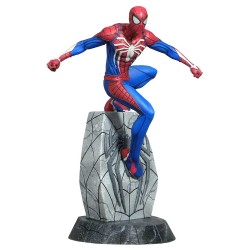 MARVEL GALLERY SPIDER-MAN PS4 FIGURE