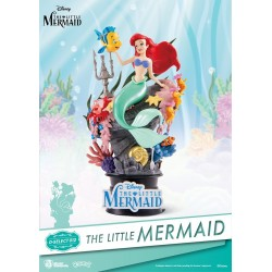 D-SELECT LITTLE MERMAID DIORAMA