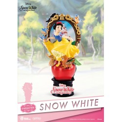 D-SELECT SNOW WHITE&SEVEN DWARVES DIORAMA