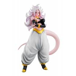 DRAGON BALL GALS ANDROID 21 TRANSFORMED