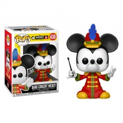 Figurine FUNKO POP Mickey's 90TH : Band Concert