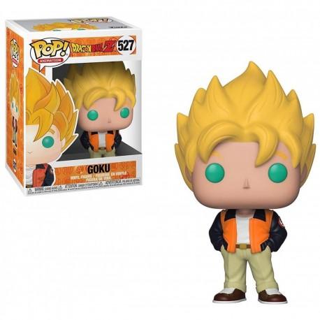 Figurine FUNKO POP DBZ : Goku Casual