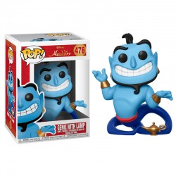 Figurine FUNKO POP Aladdin : Genie With Lamp