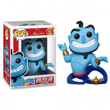 Figurine FUNKO POP Aladdin : Genie With Lamp