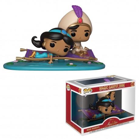 Figurine FUNKO POP Aladdin : Magic Carpet