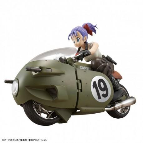 MAQUETTE Bulma's Variable NO.19 Motorcycle