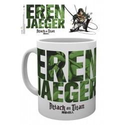 Attack On Titan Season 2 - Eren Mug