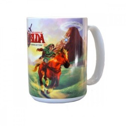 MUG ZELDA OCARINA OF TIME