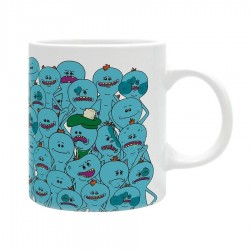 MUG MR MEESEEKS - RICK AND MORTY