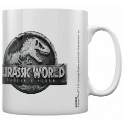 MUG JURASSIC WORLD LOGO