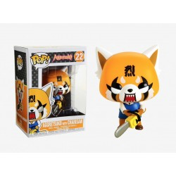 Funko POP ! Aggretsuko : Retsuko with chainsaw