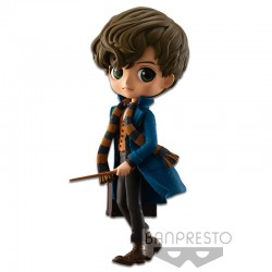 Fantastic Beasts Q posket-Newt Scamander-(A Normal color ver)