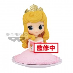 Q posket SUGIRLY Disney Characters -Princess Aurora- (B:Pastel color ver)