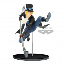 ONE PIECE BANPRESTO WORLD FIGURE COLOSSEUM2 vol.8 - SABO (A:Normal color ver)