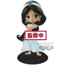 Q posket Disney Characters - Jasmine Princess Style (B:Pastel color ver)