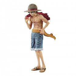 ONE PIECE magazine FIGURE vol.2 - MONKEY D LUFFY - (ver.A)