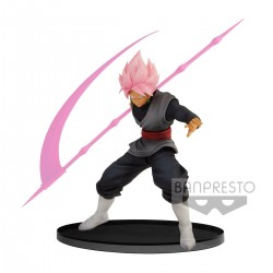 DRAGON BALL Z BANPRESTO WORLD FIGURE COLOSSEUM2 vol.9 (ver.A) - BLACK GOKU SSJ ROSE