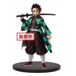 KIMETSU NO YAIBE (DEMON SLAYER) FIGURE vol.1 - TANJIRO KAMADO