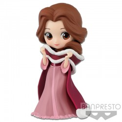 Disney Characters Q Posket Petit - Belle - winter costume