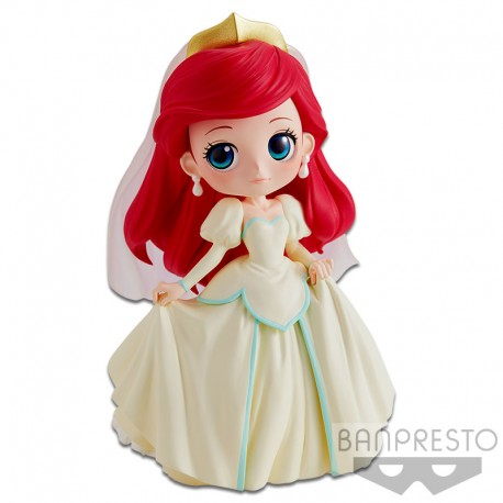 Disney Characters Q Posket - Ariel Dreamy Style