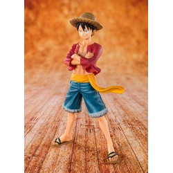 ONE PIECE ZERO STRAW HAT LUFFY