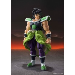 DRAGON BALL SUPER BROLY SUPER SHF