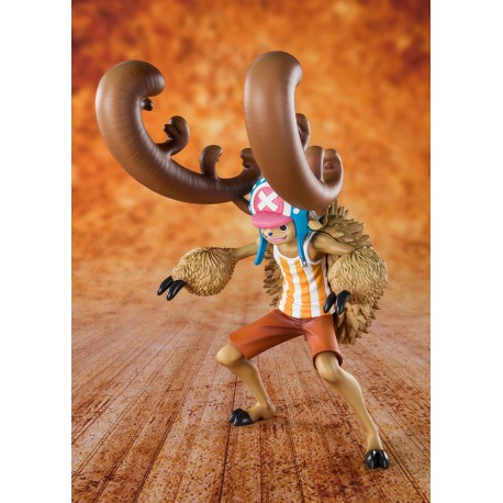 ONE PIECE ZERO COTON CANDY LOVER CHOPPER HORN POINT