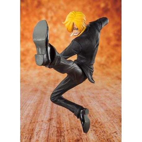 ONE PIECE ZERO BLACK LEG SANJI