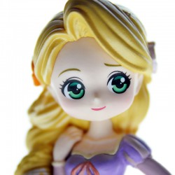 Disney Princess CAP CHARA Heroine Doll Vol.2 Raiponce